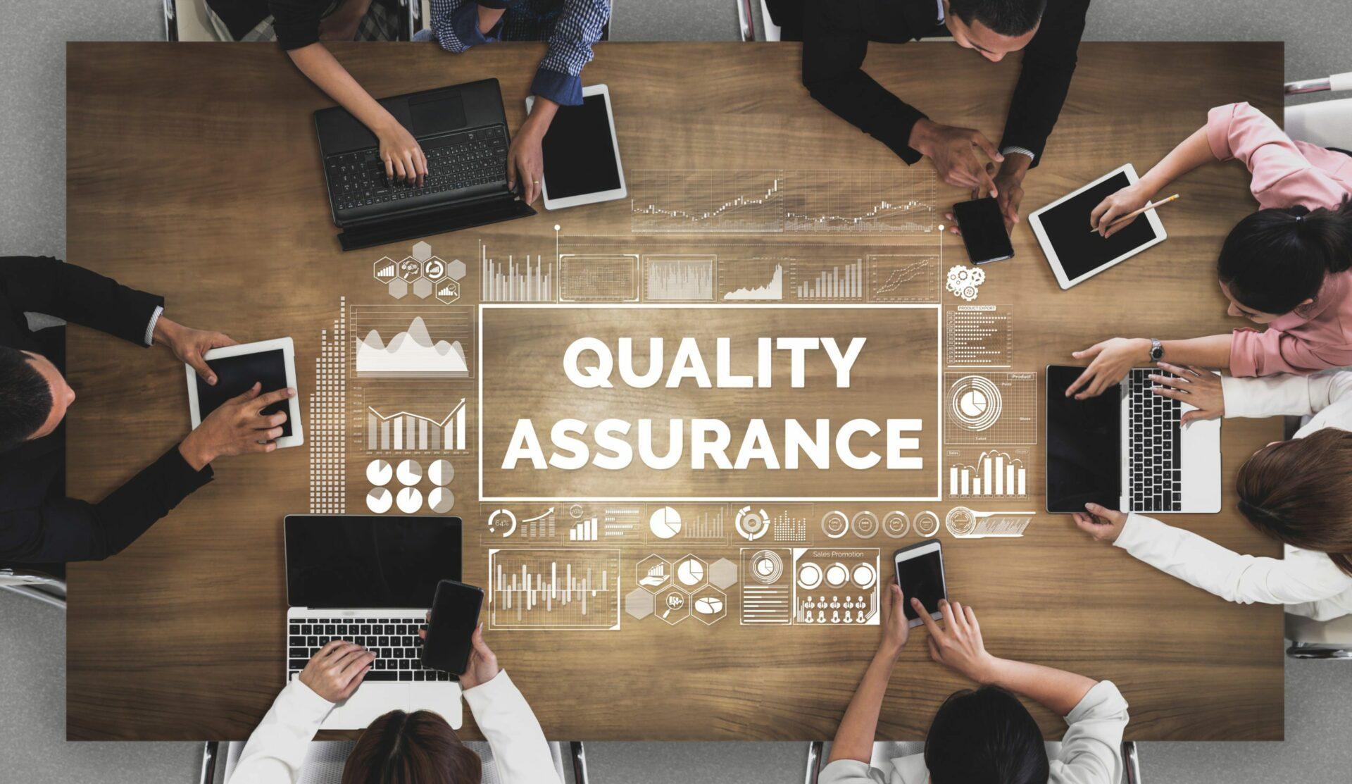 qualite assurance