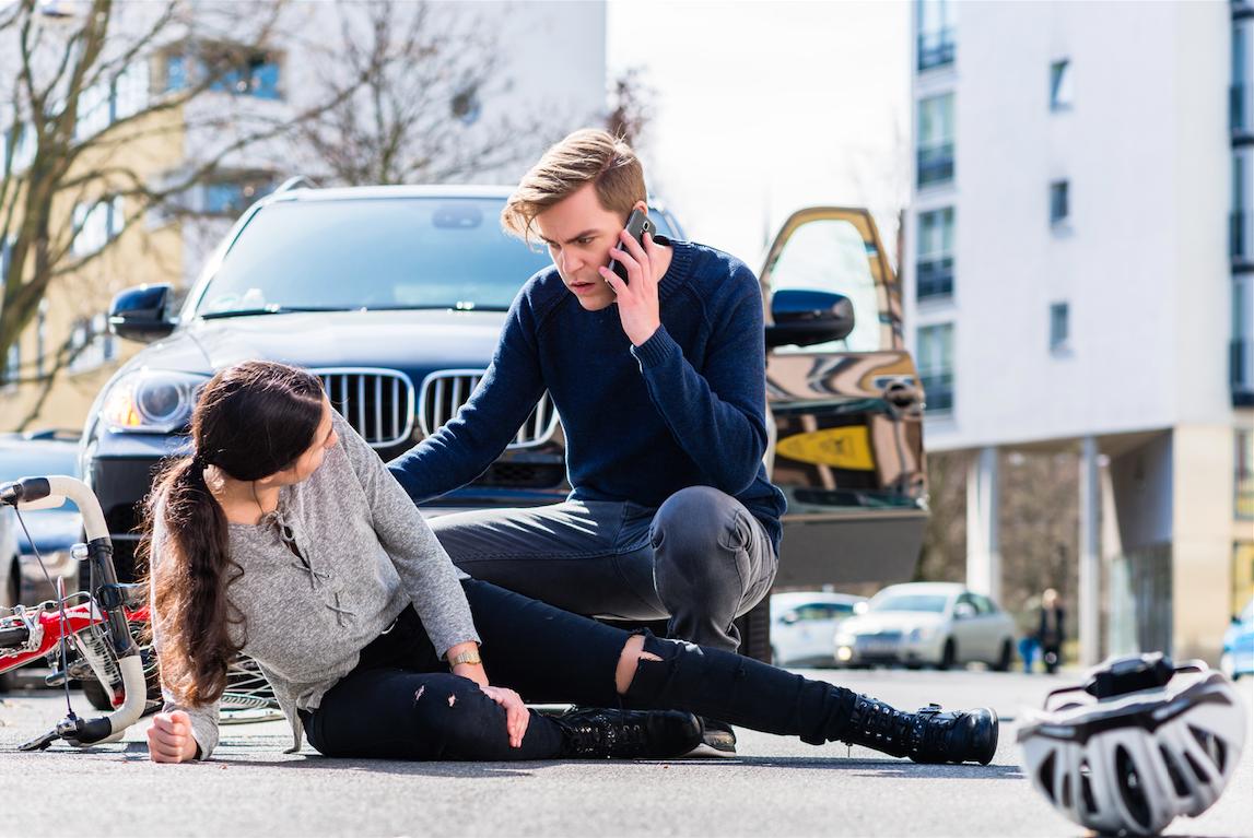accident voiture avec tiers