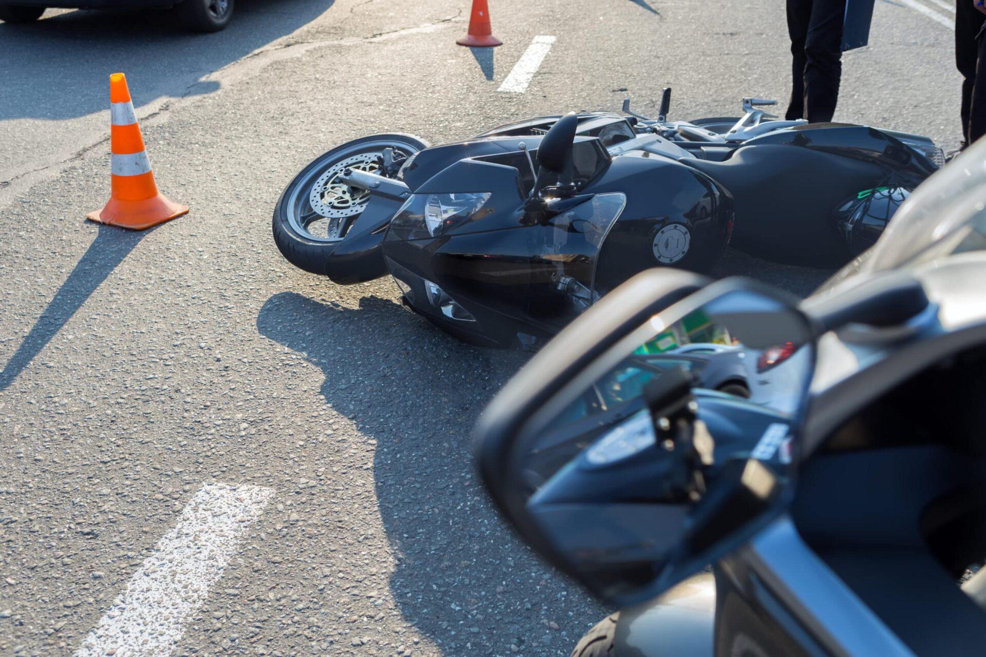 collision moto